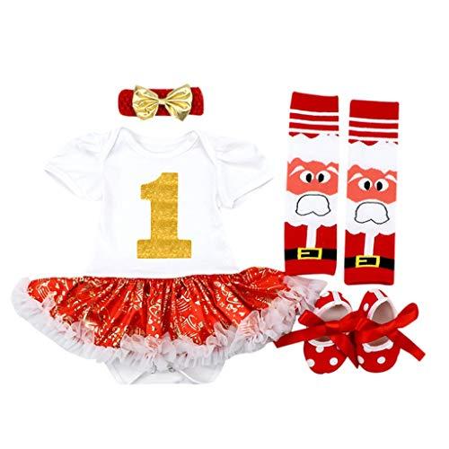 Babykleidung Strampler Neugeboren Säugling Baby Junge Mädchen Lange Hülse Spielanzug Tops Rot Hirsch Drucken Hose Weihnachten Kappe Outfits Baumwolle Kleider Set -