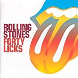 Forty Licks: the Definitive Rolling Stones Collection 1962-2002