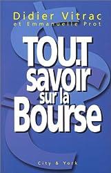 Tout savoir sur la bourse, 3e édition, 2000