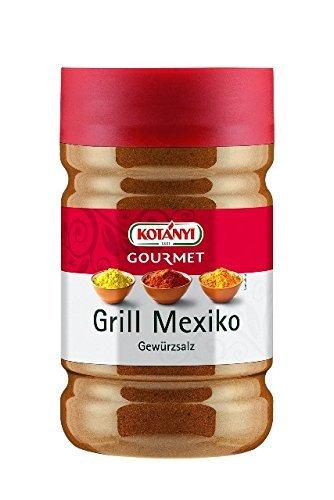 Kotanyi Grill Mexico Gewürzsalz 1200ccm Dose