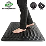 Best Anti Fatigue Mats - HollyHOME Anti-Fatigue Mat with Handle Non-Slip Standing Massage Review