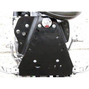 Kawasaki KX 85–06/15-sabot Motor und Rahmen schwarz NEU axp-4411057 (Kx 85 Motor)