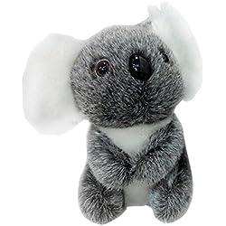 Tenflyer Muñeca de la felpa para los niños Cojín lindo del oso de koala de peluche de juguete de peluche koala (30cm)