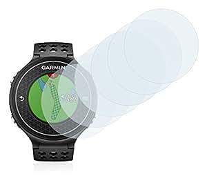 Savvies Film Protection d'écran pour Garmin Approach S6 [6 Pièces] - Ultra Clair