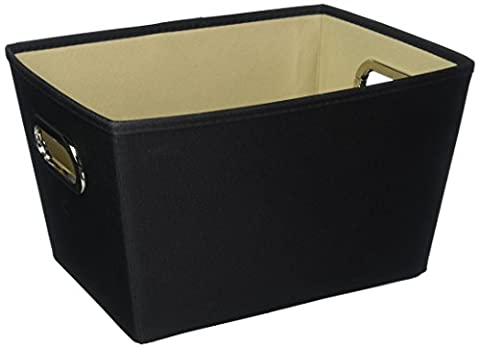 Medium Decorative Storage Bin 15.75