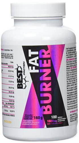 Best Protein Fat Burner - 100 Cápsulas