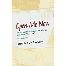 Open Me Now