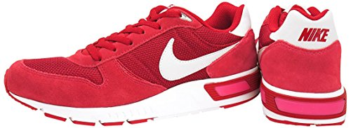 Nike , Baskets pour homme rouge/blanc