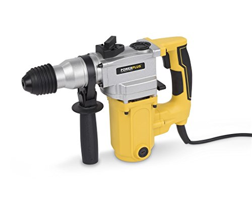 Powerplus powx1160 1500 W 850rpm SDS Plus Rotary Hammer – Bohrhammer (3 m, 220 – 240, 440 mm, 130 mm, 320 mm, 7.58 kg)