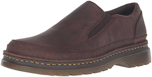 Dr Martens uomo Hickmire slip-ons shoe 21798203 Brown