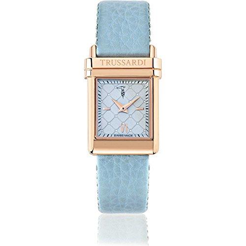 Wristwatch TRUSSARDI Mod. ELEGANCE SWISS MADE Lady Quartz R2451104502