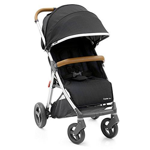 BabyStyle Oyster Zero Stroller, Ink Black