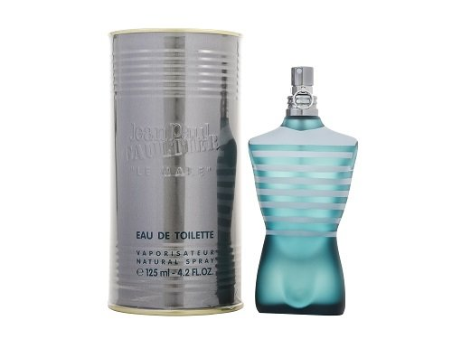 Jean Paul Gaultier Le Man's homme/men, Eau de Toilette, Vaporisateur/Spray, 125 ml