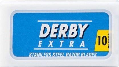 10 Derby Extra Blue Rasierklingen (1 paket)