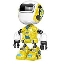 New Multifunktions-Beleuchtung Musik Smart Roboter, mamum 2018Sensing Multifunktions-Musik Smart Mini Legierung Roboter Kinder Spielzeug Geschenk