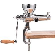 Caredy Juicer De La Hierba del Trigo, Extractor Manual Durable del Jugo De La Legumbre