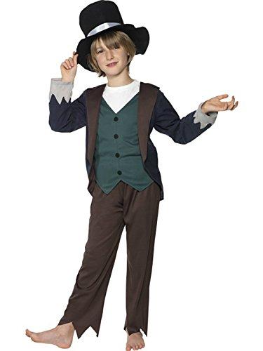 Kinder Victorian Poor Boy Schule Buch Woche Fancy Kleid Kostüm Alle (England Kostüm Ideen Dies Ist)