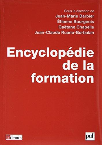 Encyclopdie de la formation