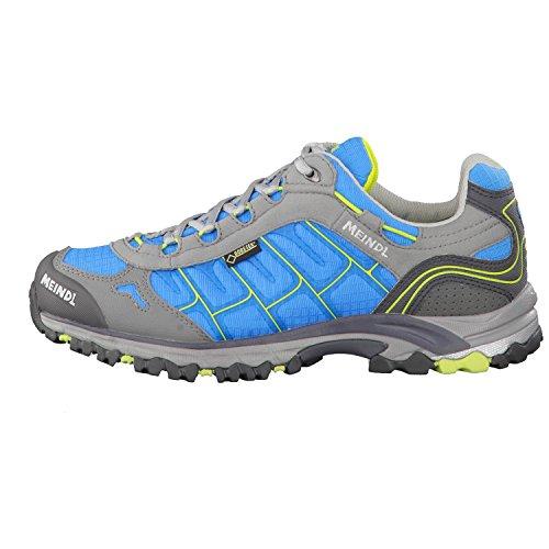 Meindl Guba Lady GTX scarpe da trekking petrol/lemon, 680260-5 blau