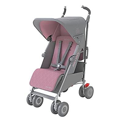 Maclaren Techno XLR Pushchairs (Dove/Orchid Smoke) - 2016 Range by Maclaren