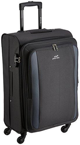 PRONTO Rome Polyester 58 cms Grey Carry-On (6531)