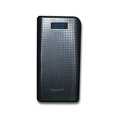 Lapguard LG807 20800mAH Lithium-ion Power Bank (Black)