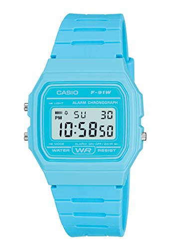 Montre Homme Casio Collection F-91WC-2AEF