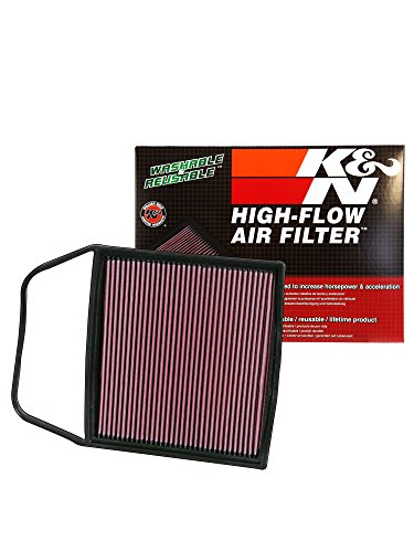 K&N 33-2367 Replacement Air Filter Test