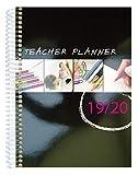Planificador escolar Company | Planificador para profesores con espiral - Elección de tamaños y estructura de lecciones A4-9 Period - 2019-2020