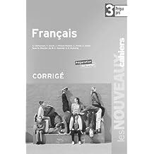 Français 3e Prépa - Pro Corrigé