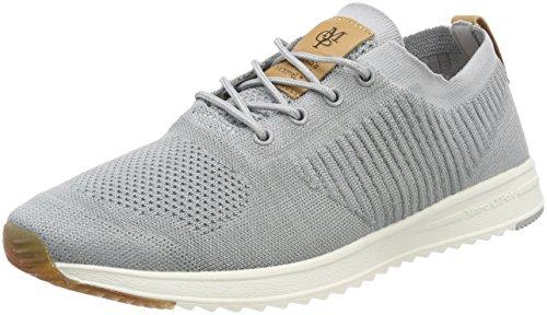 Marc O'Polo Sneaker 80124313501601, Zapatillas para Hombre, Azul (Navy 890), 44 EU