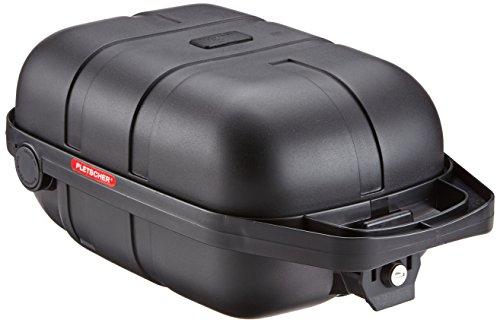 PLETSCHER 05041Fahrradkoffer mit easy-fix Adapter schwarz