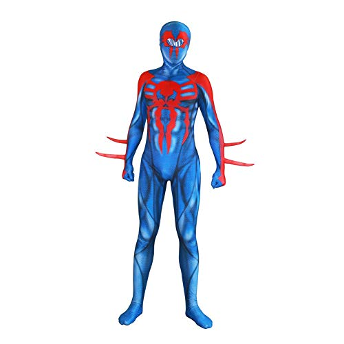 Blue Invisible Man Kostüm - AMIMES Spiderman Kostüm Movie Game Character