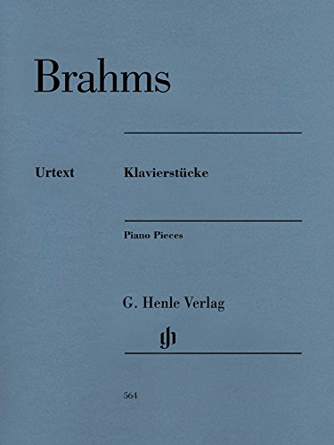 Klavierstücke - revidierte Ausgabe