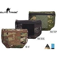Elite Tribe Drop-Tasche für Softair, Jagdweste, Tragetasche für Taktische Ausrüstung, AVS JPC CPC