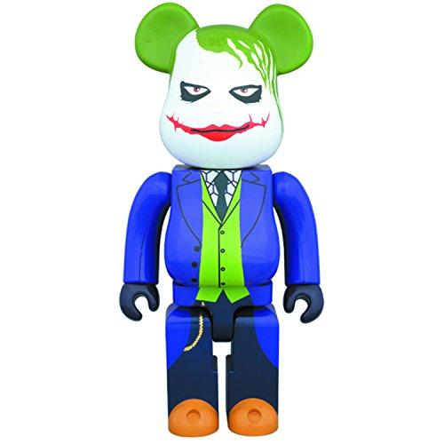 Medicom The Dark Knight: Der Joker 400% Bearbrick Action Figur
