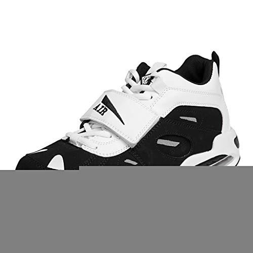 Jodier Zapatillas de Deportivos de Running Zapatos Gimnasia Ligero Fitness Casual Sneakers Outdoor Calzado Moda Casual Cruz Atado Zapatillas Zapatos Planos Corriendo Zapatos Deportivos