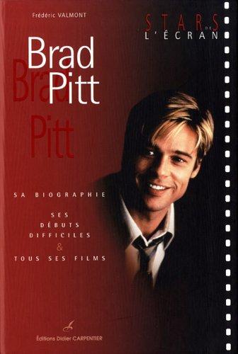 Brad Pitt par Frédéric Valmont