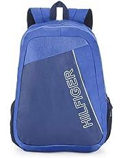 Tommy Hilfiger 23.56 Ltrs R.Blue Laptop Backpack (TH/BIKOL20SAN)
