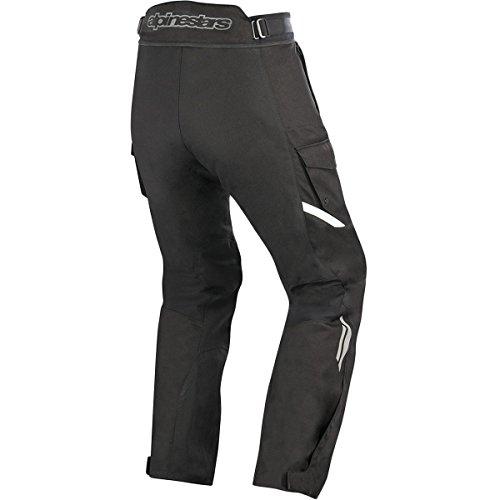 Alpinestars 1693650103 Motorradhose, Schwarz, L (Hose Motorrad Gore Tex)