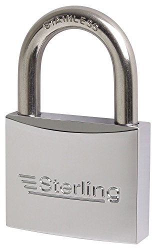 46 mm Sterling CPL146 4-stelliges Zahlenschloss Laminierter Stahl