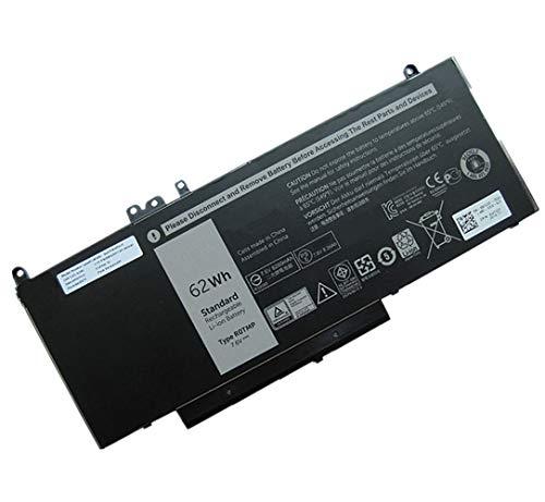 XITAI 7 6V 62Wh 6MT4T Repuesto Batería para DELL Latitude E5450 E5470 E5550  E5570 7V69Y TXF9M 79VRK 07V69Y