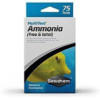 Seachem Multitest Kit de Prueba de amoníaco