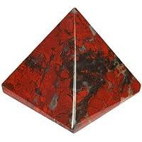 CrystalAge Poppy Jasper Pyramide–yjp5–Groß preisvergleich bei billige-tabletten.eu