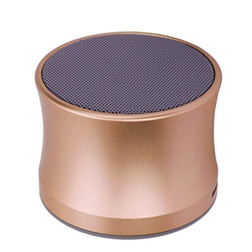 LRWEY Portable Wireless Bluetooth Speaker Mini Stereo Subwoofer TF Card Outdoor für iPhone, Samsung usw.