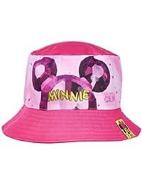 Disney Minnie Chicas Sombrero de tela - fucsia