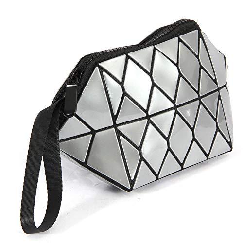 FRTU Kulturtaschen Tragbare große kapazität reißverschluss Aufbewahrungstasche waschbeutel Damen Handtasche multifunktions Reise Kosmetiktasche 42 -