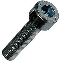 AERZETIX 25x Pernos roscados con cabeza conica M4x50mm DIN965A acero galvanizado huella PH2 cruciforme Phillips C18782