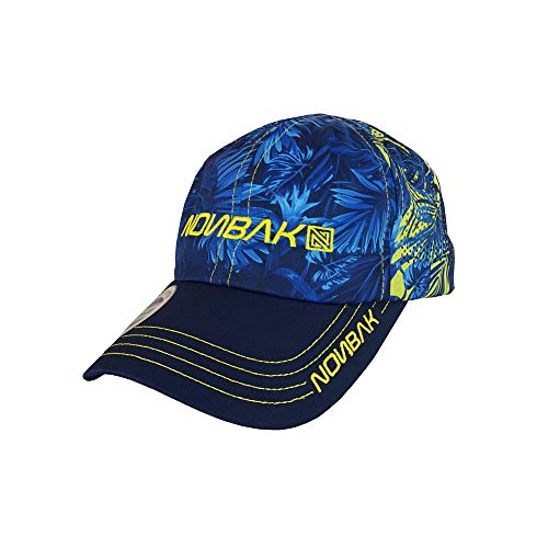 Nonbak Gorra Ultralight Kona Transpirable y Plegable. Cap Unisex. Running, Deportes Outdoor Aire Libre (Maui)
