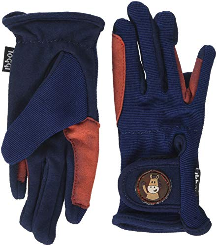 TOGGI Kinder Kids Medaille Handschuhe Riding Pants-Navy, klein M Navy